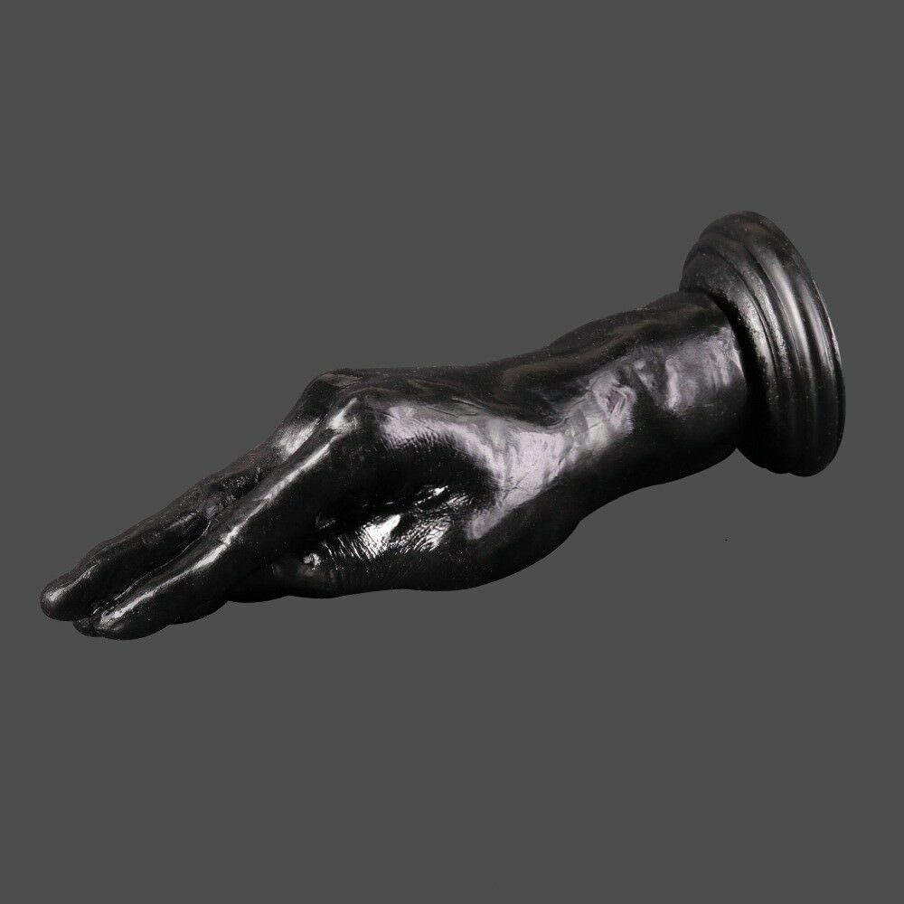 Sex toy black fist