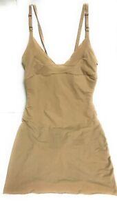 8cdcda3eae Maidenform Women s Firm Control Open Bust Body Shaper Slip 2541 L G ...