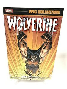 Wolverine-Epic-Collection-Back-to-Basics-Collects-17-30-Marvel-Comics-New-TPB