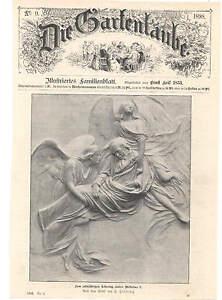 10. Anniversaire De La Mort-kaiser Guillaume Le Premier - 1898-Âge Pression-original Print-afficher Le Titre D'origine