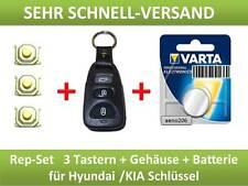 KIA Schlüssel Gehäuse Sorento Sportage Accent Santa Cle Sonata chiave Key