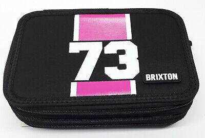 Ragionevole Astuccio 3 Zip Brixton