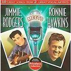 Jimmie Rodgers - Jimmy Rogers Meets Ronnie Hawkins (2009)