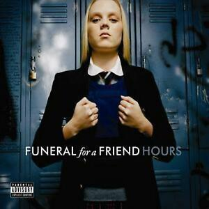Funeral-for-a-Friend-Hours-CD-2005-Highly-Rated-eBay-Seller-Great-Prices