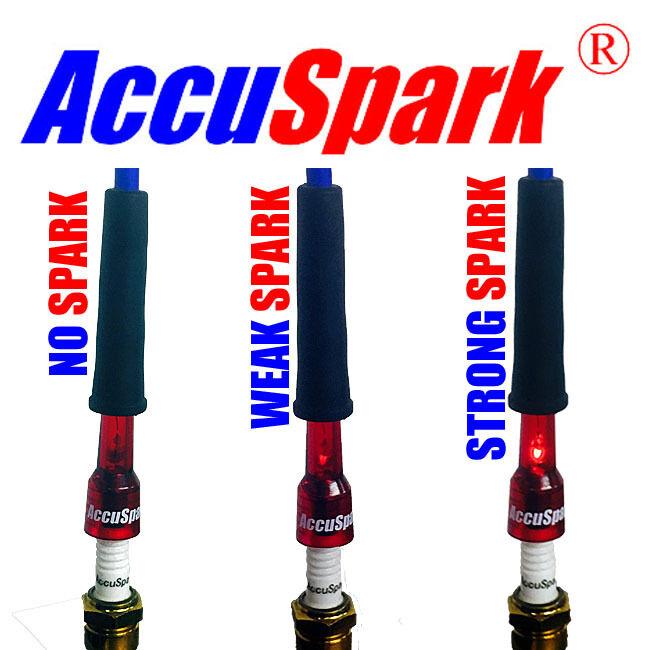 AccuSpark Spark Plug Testers HT Lead and Ignition Spark Tester Tool X 8