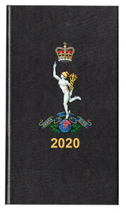 Royal-Corps-of-Signals-2020-Diary-pocket