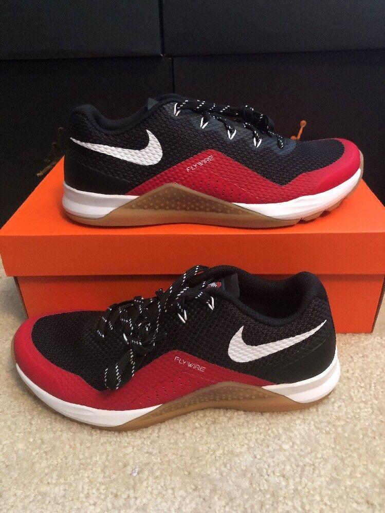 Men's Nike Metcon Repper DSX College Ohio State Training shoes Sz 11 921215 001