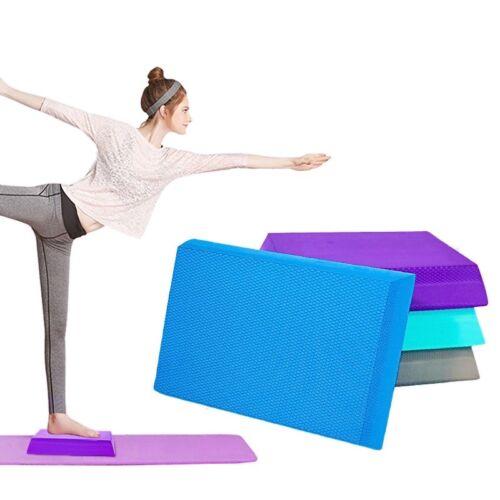 Balance Pad Gym Yoga Exercise Wobble Board Pilates Physio Stability Training Mat