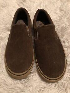 fb1786ece12fe9 Image is loading Rocket-Dog-Taupe-Suede-Loafers-Skate-Shoes-Men-