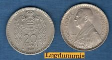 Monaco - Louis II 1922 - 1949 - 20 Francs 1947 - MONACO