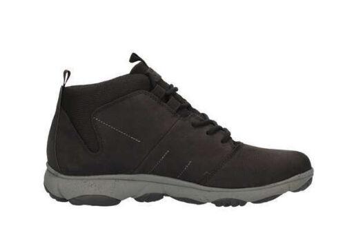 Black U742va Sneakers Invernali Stringata Nero Uomo Nebula Scarpe Geox 4x4 aqYH88