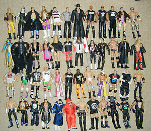 WWE-WRESTLING-MATTEL-ELITE-ACTION-FIGURE-SERIES-ACCESSORIES-TRU-LEGENDS-RINGSIDE