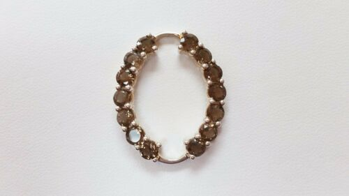 LeStage Convertible Clasp Endless Love w// Synthetic Stones