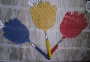 ausziehbare-Fliegenklatsche-Mueckenklatsche-Insektenfaenger-gelb-rot-blau-bis-65cm