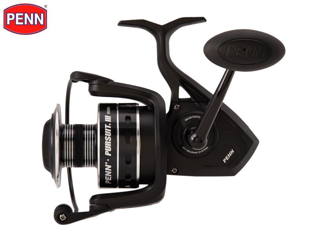 Nueva Penn Pursuit III 8000 Spinning Reel De Pesca