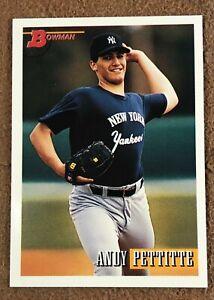 1993-Bowman-103-Andy-Pettitte-RC-Rookie-Card-Yankees