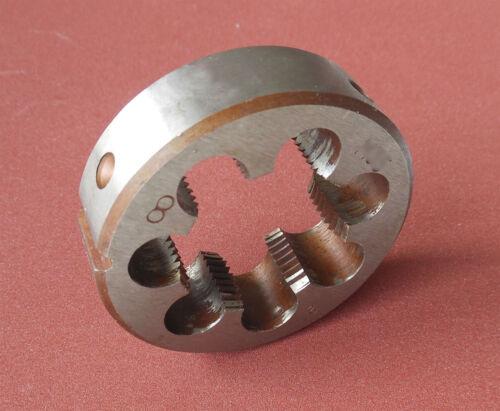 1pcs Metric Right Hand Die M25X1.75mm Dies Threading Tools 25mmX1.75mm pitch