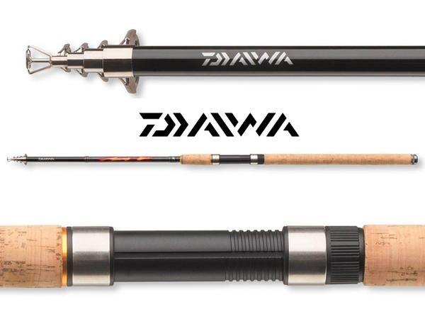 Daiwa Megaforce Tele Rutenserie 40, 60, 90 & 150 / versch. Längen & Wurfgewichte