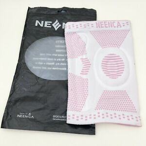 NEENCA Knee Brace Compression Sleeve Support Stretchy Pink XXL 2XL GENTLY USED