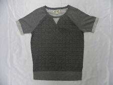 Roxy Women First Place Gray Shirt Sz Small