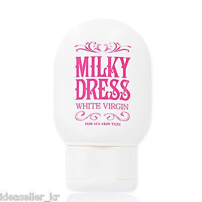 MILKY DRESS White Virgin 65mL Anti-wrinkle & Whitening for Face, Body