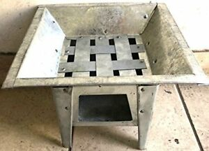Details about Mexican All Metal Brasero BBQ Grill Fire Pit Outdoor Stove  13 5