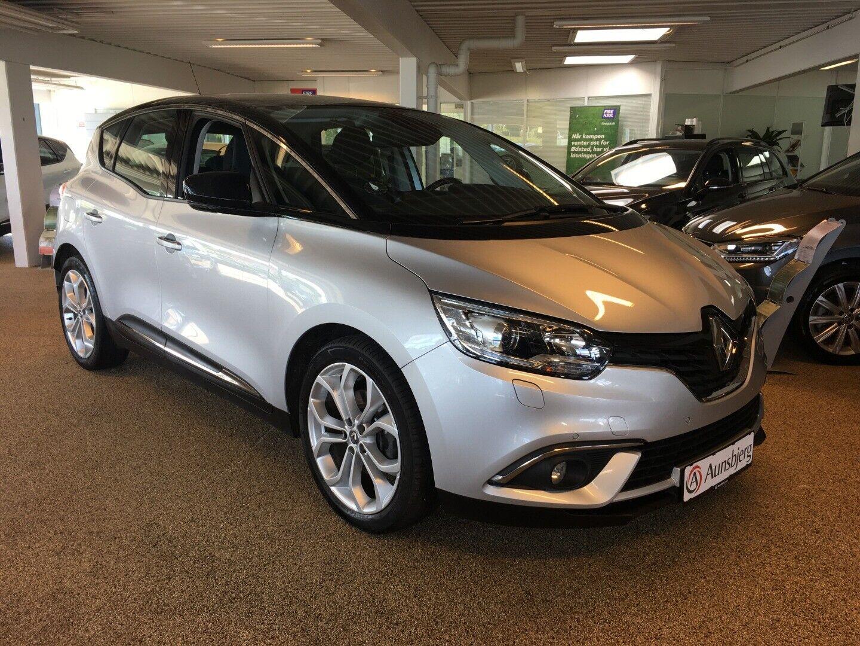 Renault Scenic IV 1,5 dCi 110 Zen 5d - 149.500 kr.