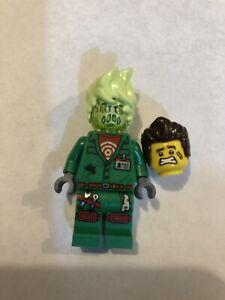 Clarke Hidden Side Minifigur Legofigur Figur Mann mit Brille hs016 Neu Lego Mr