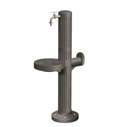 Wassersäule zur Tankdeckel-Montage Wasserzapfsäule Premium Wasserzapfstelle