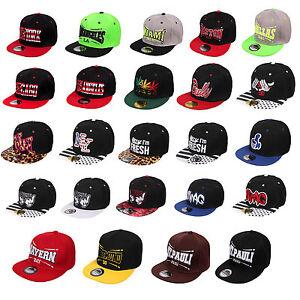 Das Bild wird geladen Original-Snapback-Cap-Basecap-Caps-Baseball-Cap-24- 74b793e757