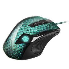 Sharkoon* Drakonia * 11 programmierbare Tasten * 5000 DPI * Drachenmuster Design