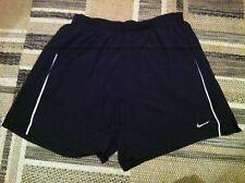 "Nike 5"" Dri-Fit Black running shorts Pantalon Entrenamiento Negro TALLA L"