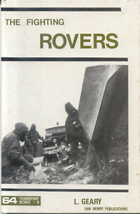 Fighting-Rovers-Military-versions-amp-Specs-Trucks-amp-Trailers-Pub-039-83-Land-Rover