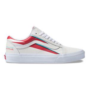 New-Vans-X-David-Bowie-Old-Skool-Aladdin-Sane-True-White-Sneakers-Shoes-2019