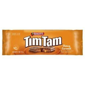 Arnott's Chewy Caramel Tim Tam 175g