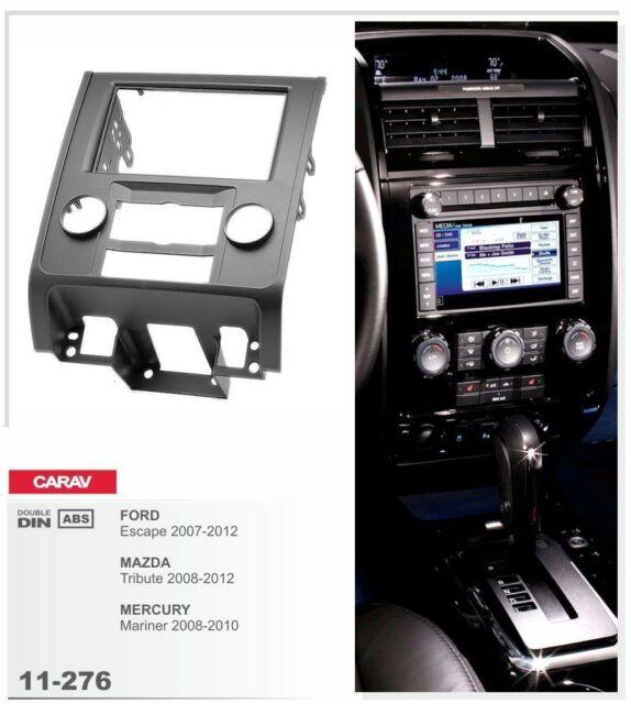 Carav 11276 Install Dash Kit For Mazda Tribute Ford Escape Mercury Rhebay: 06 Mazda Tribute Radio Replacement At Gmaili.net