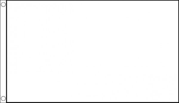 5 X 3 Plain White Flag Blank Print Your Own Design Spray Paint Festival Banner For Online Ebay