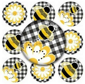 Bumble Bee Kitchen Decorations