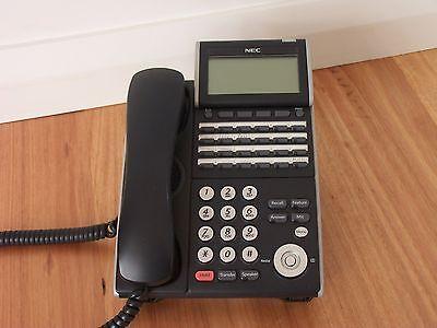 BK 24-Button Phone,SV8100 SV8300 Telephone System NEC DT300 DTL-24D-1A