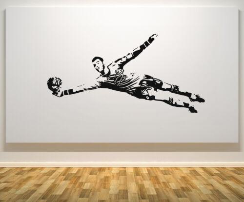 David De Gea Spain Spanish Goalkeeper Football Decal Wall Sticker Picture
