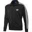 Adidas-Originals-Adi-Firebird-Mens-Tracksuit-Full-Jacket-Top-Bottoms-Pants-Black thumbnail 11