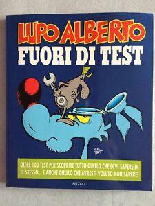 LUPO-ALBERTO-FUORI-DI-TEST-SILVER-RIZZOLI-1998-DOT