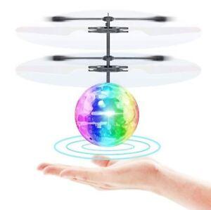 Original-World-Tech-Toys-Comet-IR-UFO-Heli-Ball-New