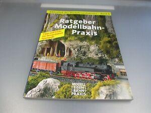 Ponctuel Bibliothèque Du Modelleisenbahners Volume 8. Guide Spécialiste-pratique (kat1)-ners Band 8. Ratgeber Modellbahn-praxis (kat1) Fr-fr Afficher Le Titre D'origine Haute SéCurité