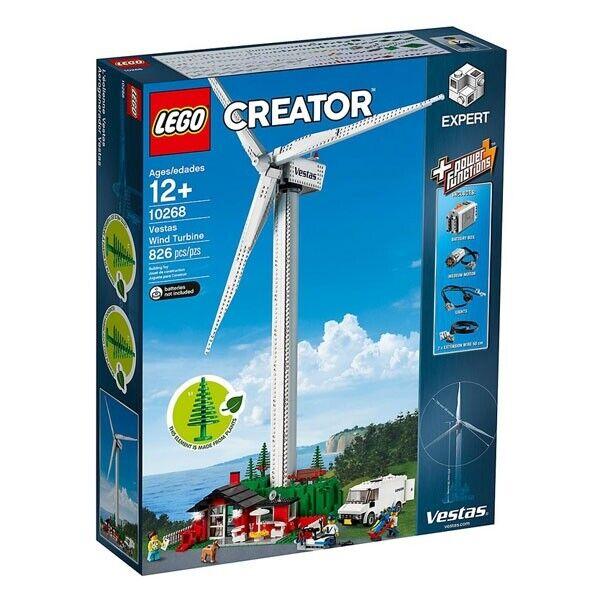 LEGO CREATOR 10268 10268 10268 VESTAS WINDKRAFTANLAGE WIND KRAFTANLAGE NEU 9c6333