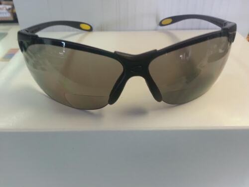Shooting Glasses 2.0x mag 3 Three Sperian A900 Series Reading Safety Glasses