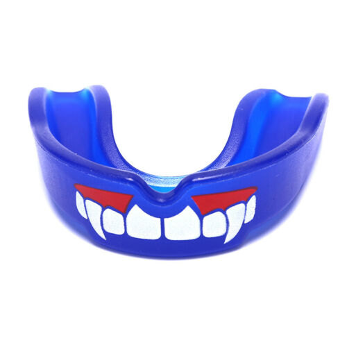 Fang Mouth Guard Gum Shield Muay Thai Boxing Football Basketball Teeth ProtectZY