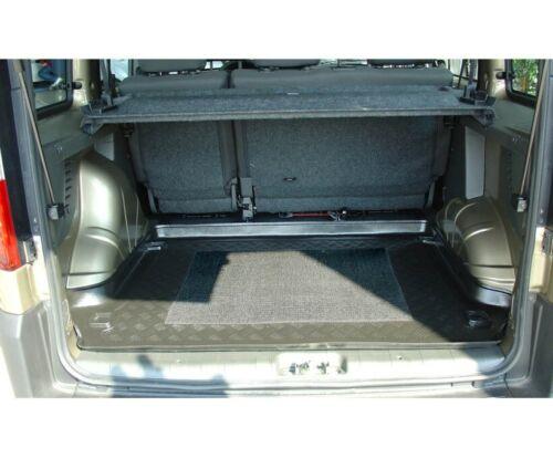 Kofferraum Wanne Schale Matte Laderaum passgenau für Fiat Doblo Van 2001-2010