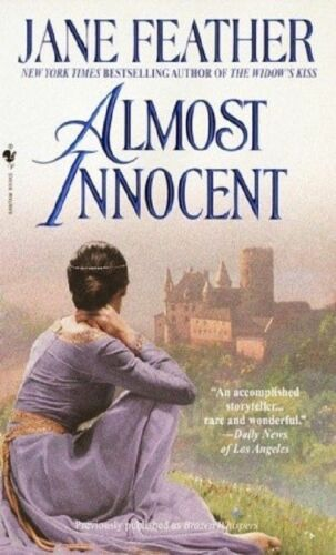 1 of 1 - Almost Innocent: Brazen Whispers - Jane Feather ~Sm PB