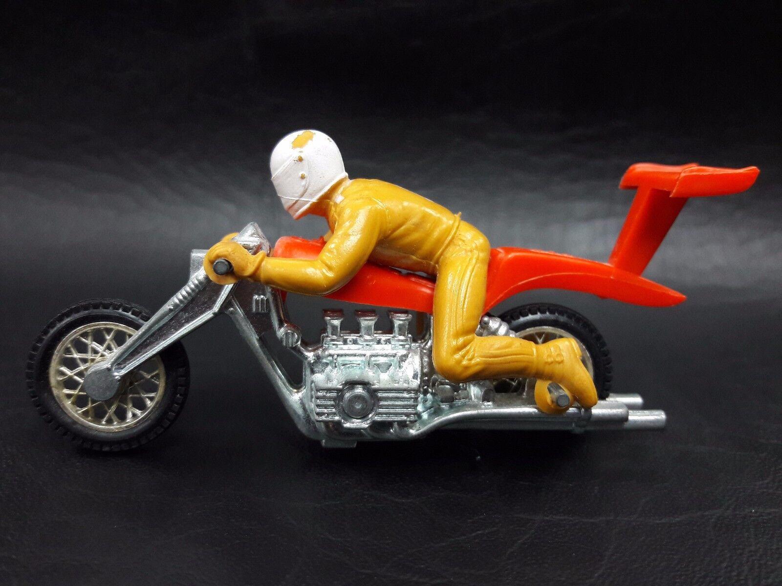 Vintage Moto rrrumblers Juguete rossoline alta Braddom W Rider